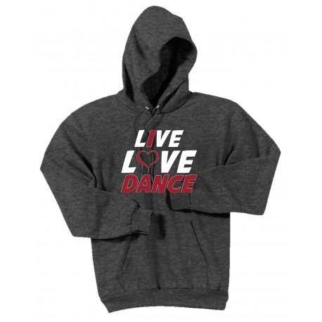Live Love Dance 2018 Hoodie