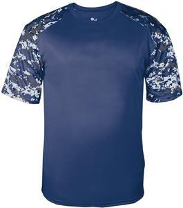 Navy Digi Sleeve Jersey